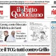 """Marco Travaglio sul Fatto Quotidiano: """"Il fatto sussiste"""""""