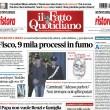 """Marco Travaglio sul Fatto Quotidiano: """"Memento Mori"""""""
