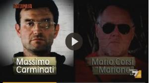 Massimo Carminati a Mario Corsi: se ammazzavamo i banchieri... (INTERCETTAZIONE)