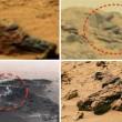 YOUTUBE Marte, misteriosa roccia a forma di Buddha3