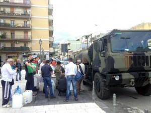 """Messina senz'acqua di nuovo: rotto il """"bypass"""" con Alcantara"""