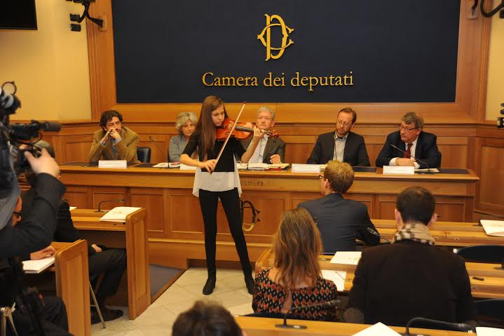Concorso di composizione dedicato a michele novaro for Camera dei deputati composizione