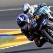 MotoGp Valencia, pole: Lorenzo record 1°, Rossi 12° e cade