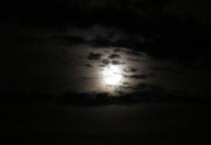 YOUTUBE Luna in lutto, ultima luna piena e festa delle luci