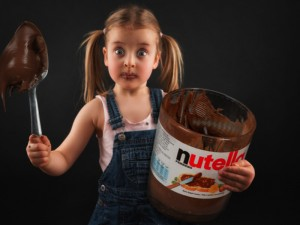 Isis ha 5 anni: Nutella le nega il barattolo col nome