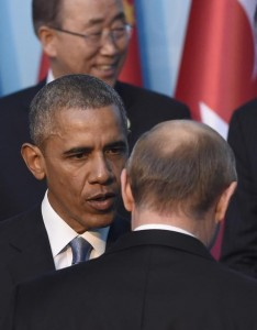 Attentati Parigi, G20: incontro bilaterale Putin-Obama