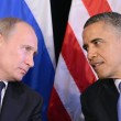 Obama un casinaro democratico. Putin un despota idee chiare