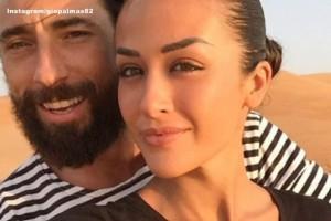 Giorgia Palmas e Vittorio Brumotti: vacanze a Dubai
