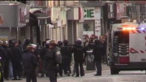 Saint -Denis, polizia ha sparato 5mila colpi durante blitz