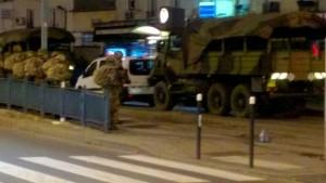 Attentati Parigi, caccia a Abdelhamid Abaaoud: morti, feriti