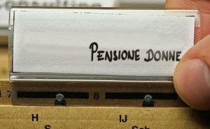 Pensioni, opzione donna: no chi compie anni ultimo trimestre