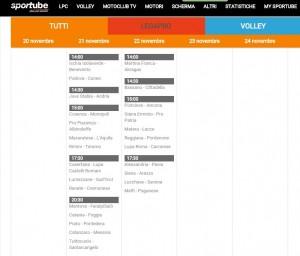 Pistoiese-Ancona: streaming diretta live Sportube, ecco come vederla