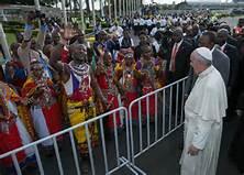 Papa Francesco in Nairobi