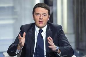 """Renzi: """"Il ponte sullo stretto di Messina si farà"""""""