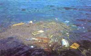 Mare o discarica? Rapporto rivela: 32 rifiuti per kmq