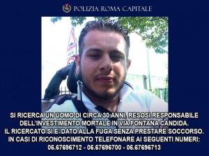Rom 17enne investe e uccide Luciano Zarlenga in bici. Poi...