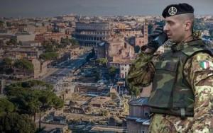 Roma blindata anche in periferia: 200mila telecamere in rete