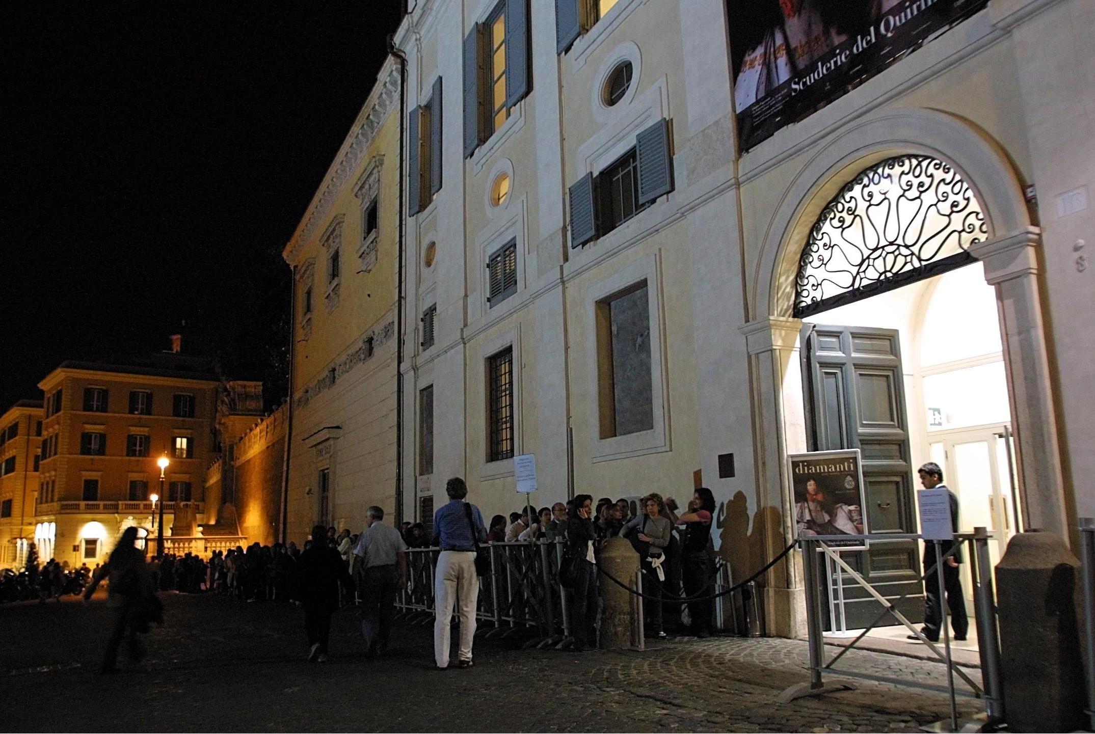 mostre a roma oggi musei gallerie esposizioni eventi
