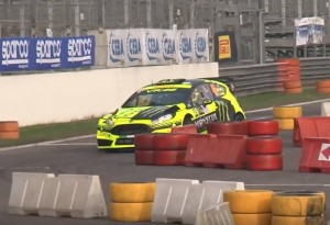 VIDEO YOUTUBE Valentino Rossi vince Rally Monza