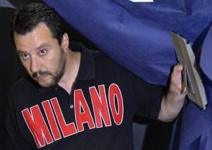 """Milano, Salvini non si candida a sindaco: """"Sarò capolista"""""""