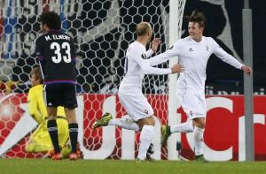 Basilea-Fiorentina 2-2, highlights e pagelle Europa League