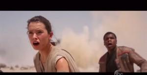 YOUTUBE Star Wars Il risveglio della forza: la prima scena
