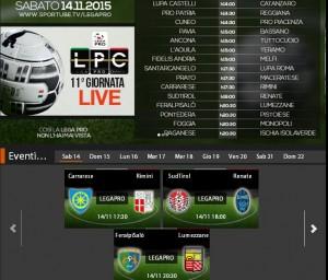 Südtirol-Renate: streaming Sportube in diretta live, ecco come vederla