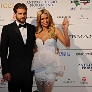 Michelle Hunziker e Tomaso Trussardi: Porsche da 200mila€