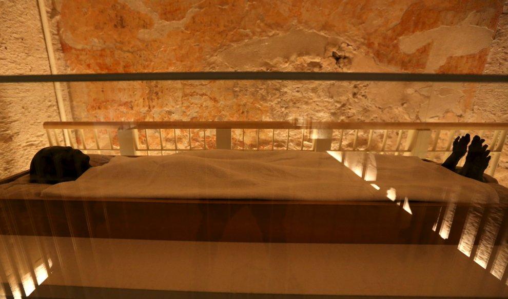 Tutankhamon: una camera segreta nella sua tomba 4