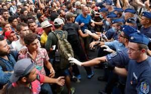 Germania riprende a bloccare i siriani alle frontiere