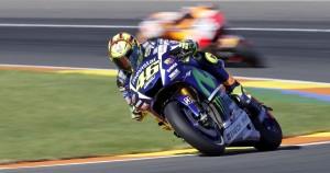 """Valentino Rossi: """"Mi rode anche ora che sono in pista"""""""