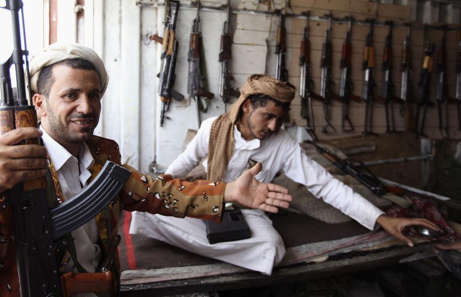 """Trump: """"Più armi contro il terrorismo"""". Ma in Yemen...FOTO"""