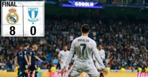 VIDEO YouTube Cristiano Ronaldo 4 gol Real Madrid-Malmoe 8-0