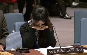 YOUTUBE Nadia Murad Basee Taha racconta violenza isis a onu