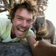 Alex, il professionista dei selfie con animali11
