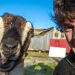Alex, il professionista dei selfie con animali3