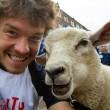 Alex, il professionista dei selfie con animali4