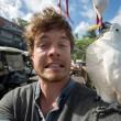 Alex, il professionista dei selfie con animali5