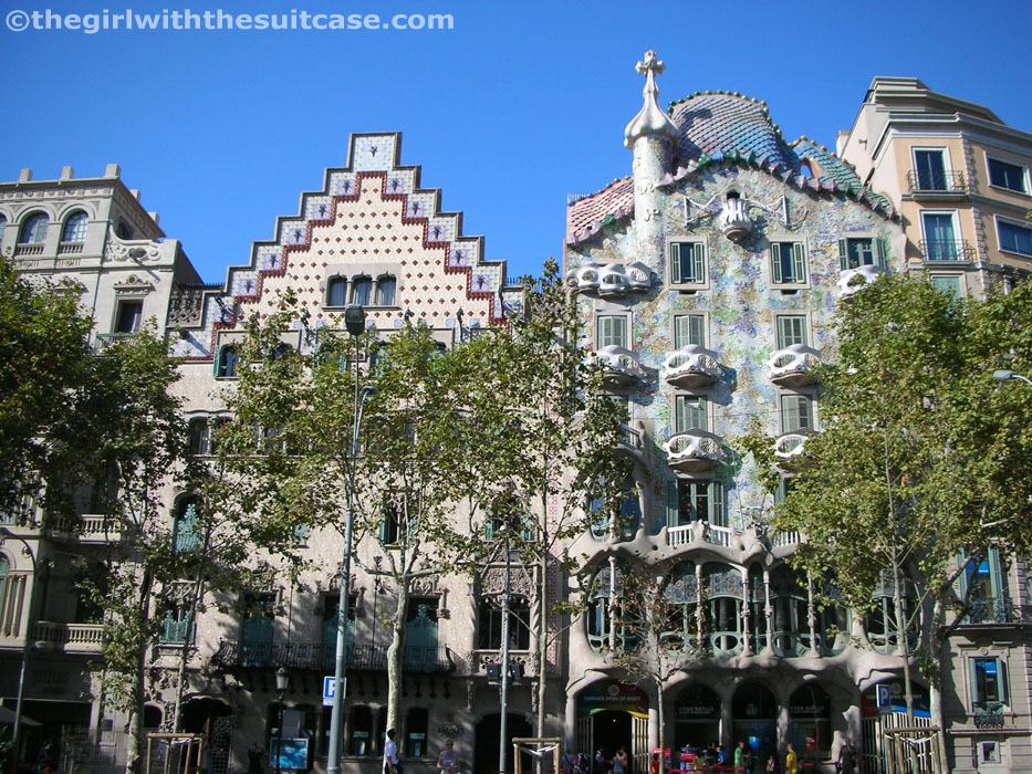 Visitare barcellona in un weekend for Visitare barcellona