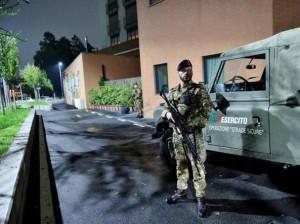 Terrorismo, militari Esercito controllano confini in Friuli
