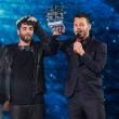 "Giosada vince X Factor FOTO: ma che vuol dire ""Baell8"