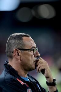 """Calciomercato Napoli, Sarri: """"Rinforzi? Non faccio ds"""""""