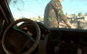 """VIDEO """"Questa autobomba Isis poteva uccidere 200 persone"""""""