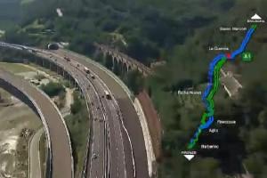 A1 Variante di valico: da Bologna a Firenze, nuovo percorso
