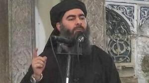 Abu Bakr Al-Baghdadi (foto Ansa)
