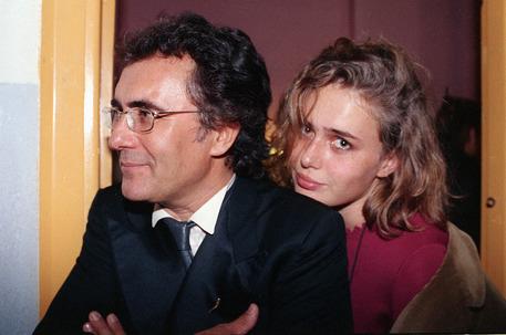 Al Bano e Ylenia Carrisi (foto Ansa)