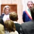 """I genitori di Chiara Poggi alla tomba: """"Condannato Stasi""""..."""