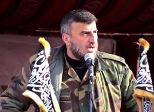Siria: raid russi uccidono Alloush, uno dei capi ribelli