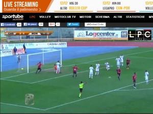 Andria-Casertana Sportube: streaming diretta live su Blitz, ecco come vederla