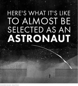 13 cose da fare per diventare astronauta della Nasa